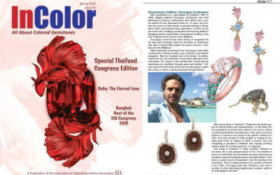 InColor Magazine / Spring 2019